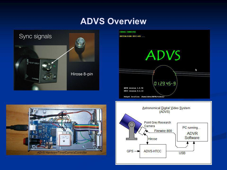 ADVS Overview