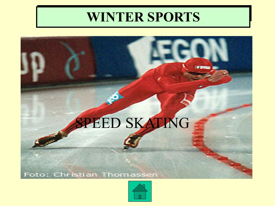 100 200 400 300 400 Winter Sports Summer Sports Famous Athletes Water Sports 300 200 400 200 100 500 100