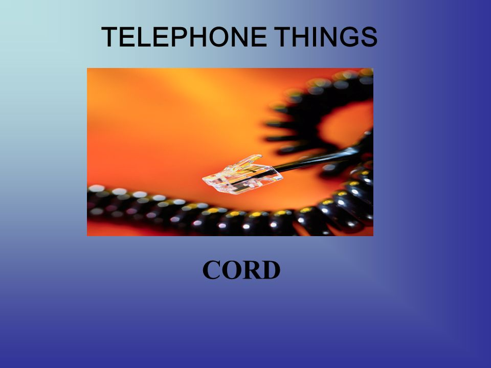 TELEPHONE THINGS THIS TAKES A MESSAGE FOR YOU. ANSWERING MACHINE