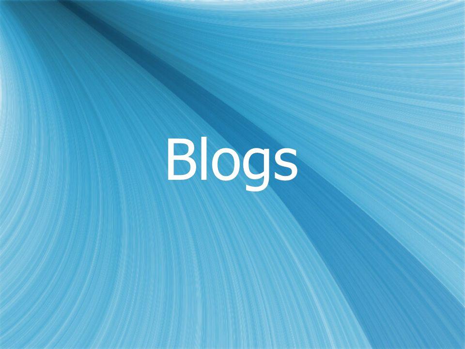 Blogs Blogs