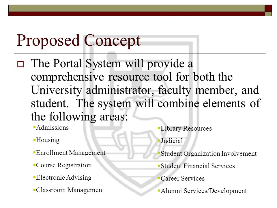Judicial Sanction Completion Through development on campus, we could create a number of online modules that would serve as sanctions.