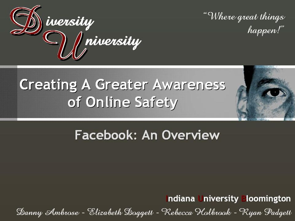 Online Environments With 99% of college students online, understanding the online landscape has become imperative for college administrators 1 The traditional mindset of how people meet, engage, and interact are being rethought as the population of online participants increases 2 Members of an online environment often produce a sense of community 3 4 Student Affairs and Technology University technology allows students to work 24/7, wireless, and faster then ever 5 More than ever, technology is viewed as a tool, a more efficient means of communication through otherwise unconnected groups 5 Student affairs professionals must learn this new technology, in addition to the pros and cons 5