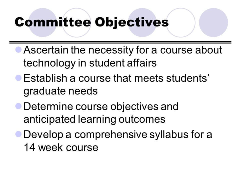Module #3: Indirect Guidance: Technological Counseling and Academic Advising Can effective advising take place for distance learners.