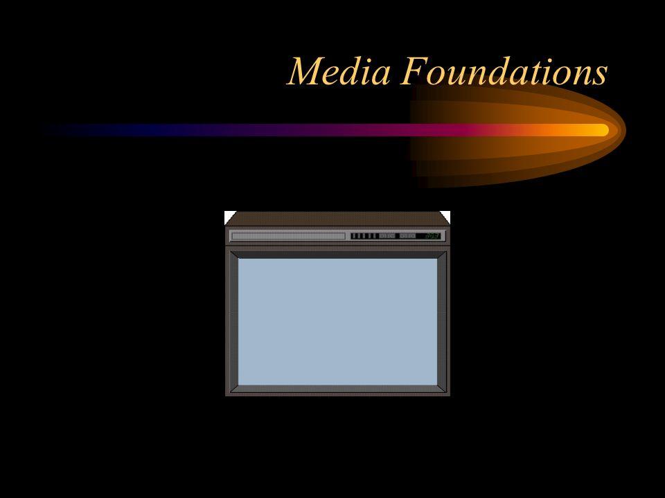 Media Foundations