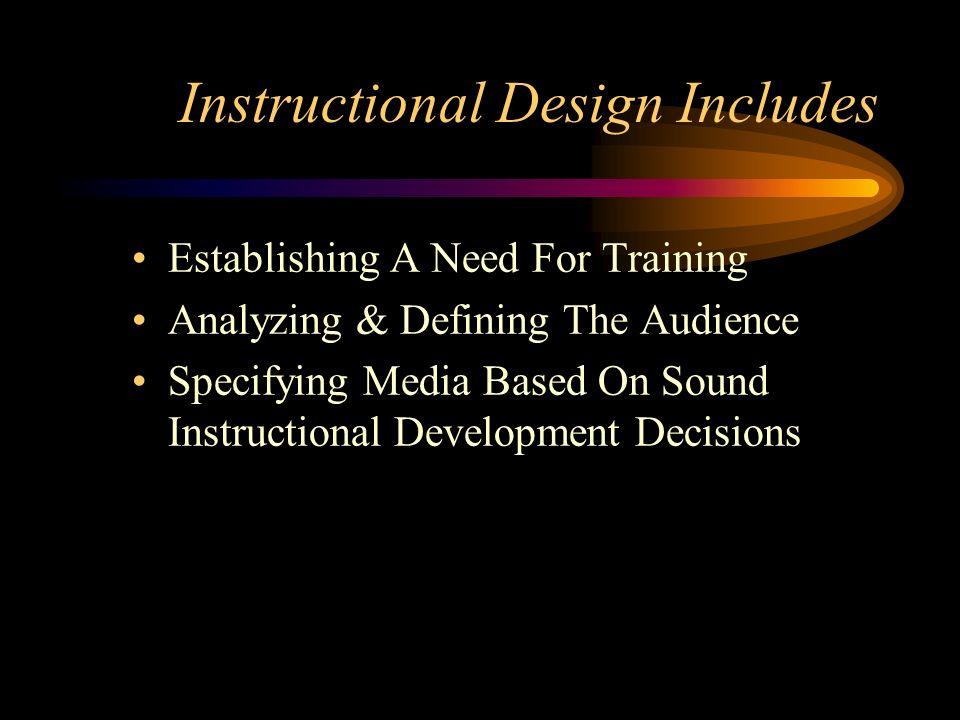 Step Six Plan the developmental testing of medium & lesson materials?