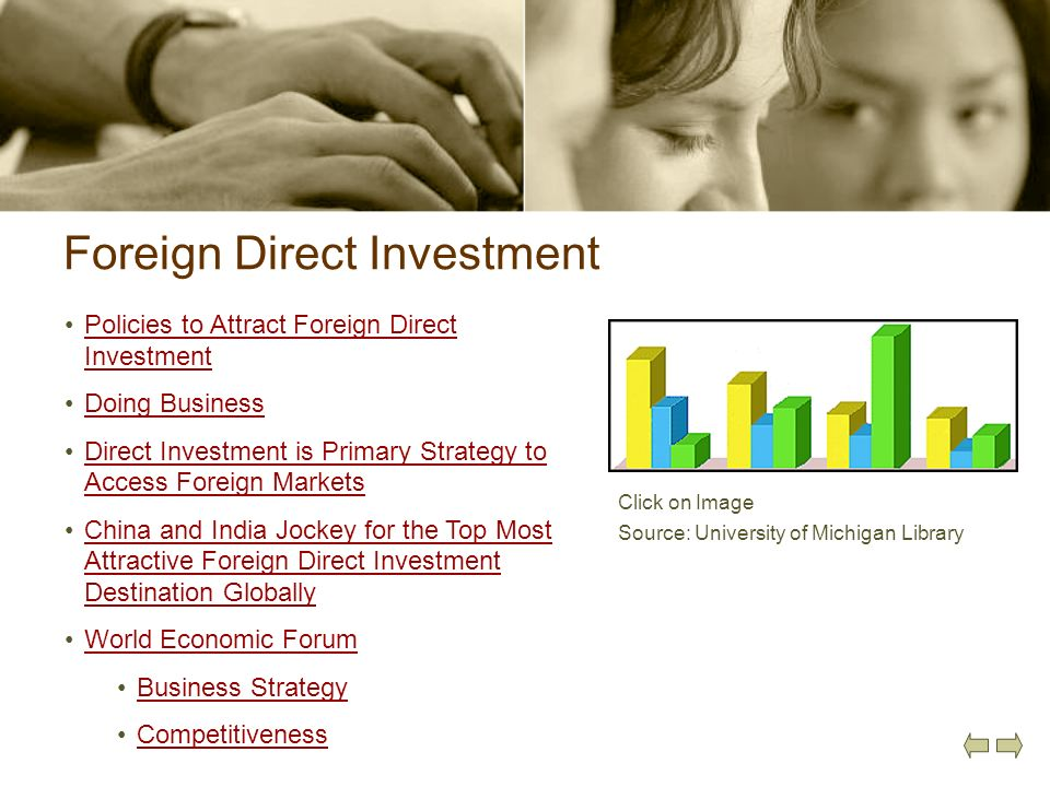 Foreign Direct Investment Policies to Attract Foreign Direct InvestmentPolicies to Attract Foreign Direct Investment Doing Business Direct Investment