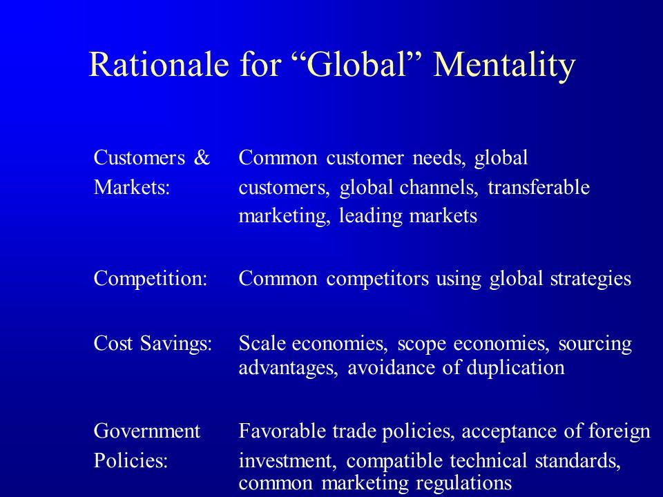 Multidomestic vs. Global Markets: Key Differences