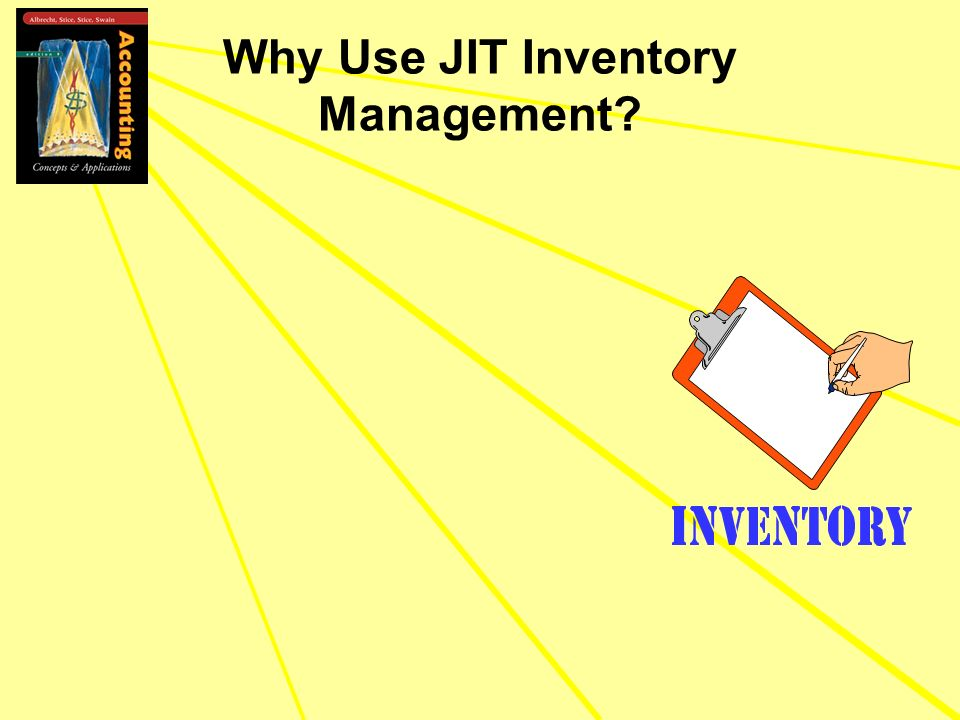 Why Use JIT Inventory Management?