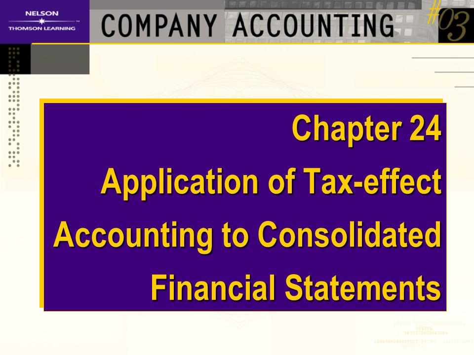 Tax-effect Accounting and Intercompany Transfers of Inventory: Example Company sells an asset for $2000 Cost of asset $1500 Therefore – profit of $500 If sold within the group, profit would be eliminated therefore consolidated carrying amount of $1500 Tax base to new owner of $2000 Company sells an asset for $2000 Cost of asset $1500 Therefore – profit of $500 If sold within the group, profit would be eliminated therefore consolidated carrying amount of $1500 Tax base to new owner of $2000
