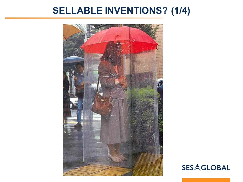 SELLABLE INVENTIONS (1/4)