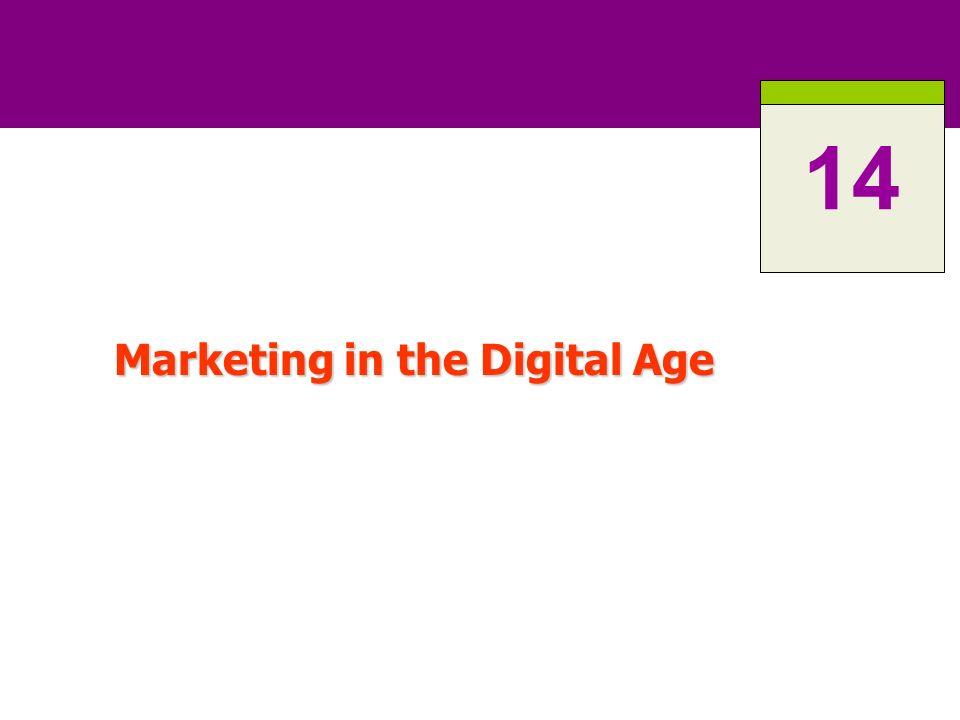 Marketing in the Digital Age 14