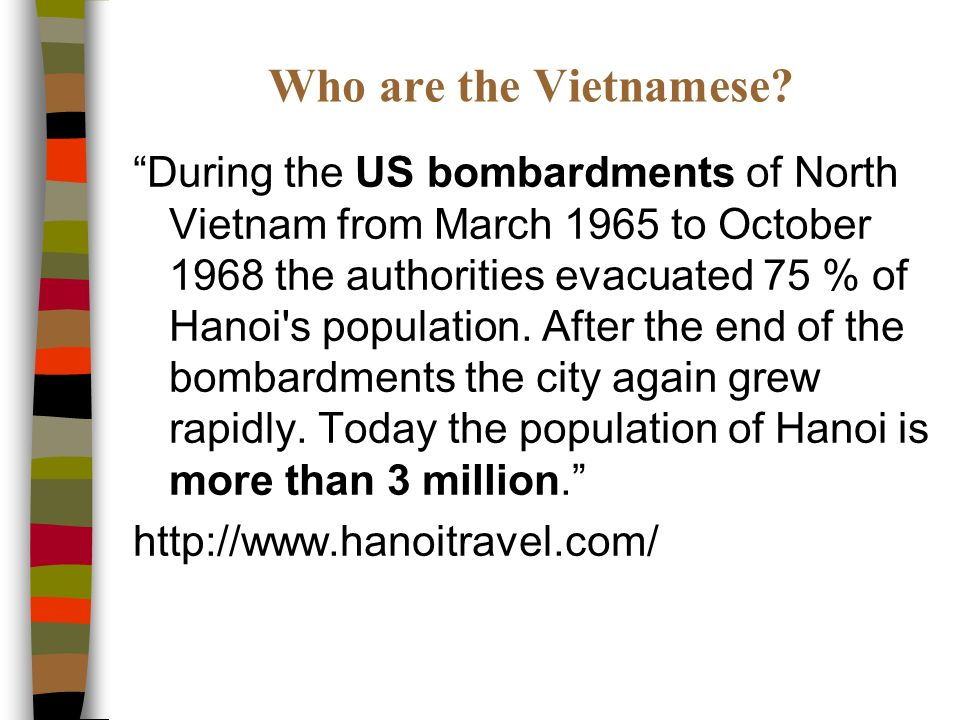 Who are the Vietnamese.