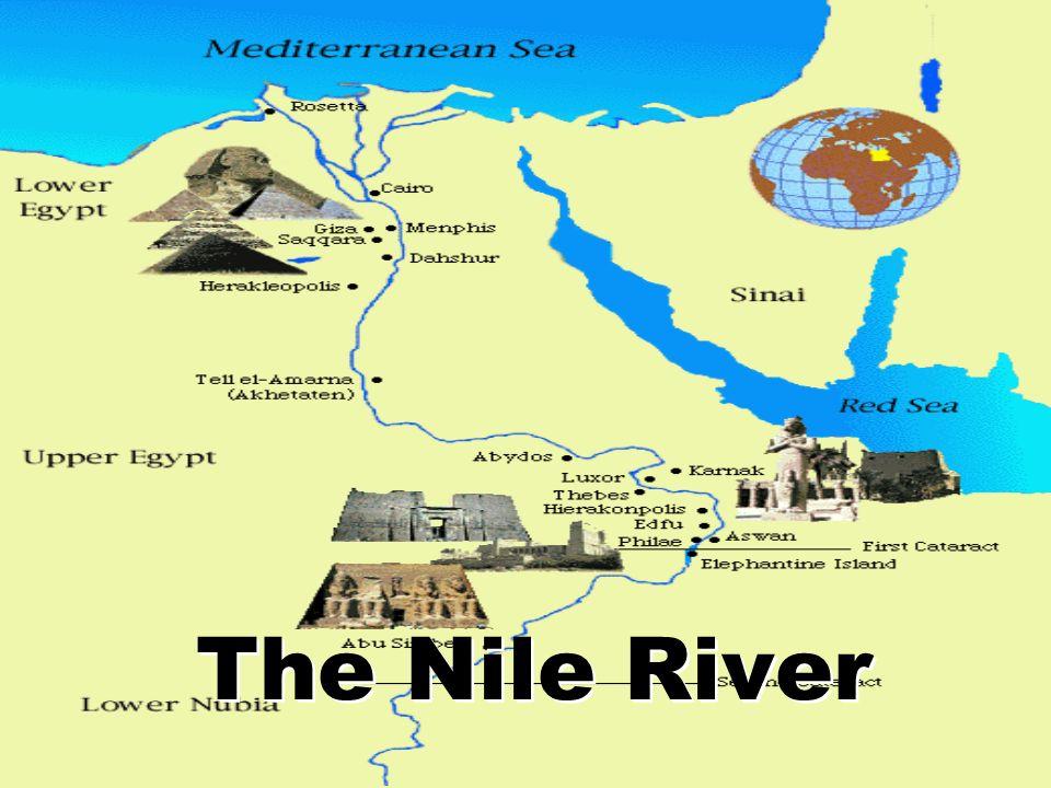 The Nile River The Nile River