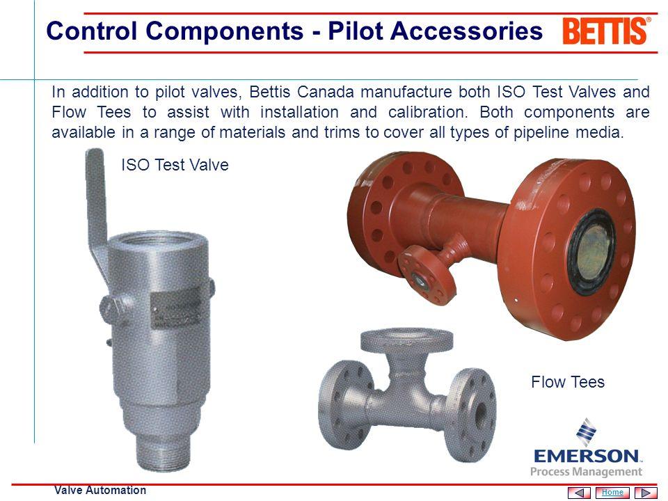 [File Name or Event] Emerson Confidential 27-Jun-01, Slide 17 Valve Automation Control Components - SP Pressure Pilot SP Pressure Pilot valves provide