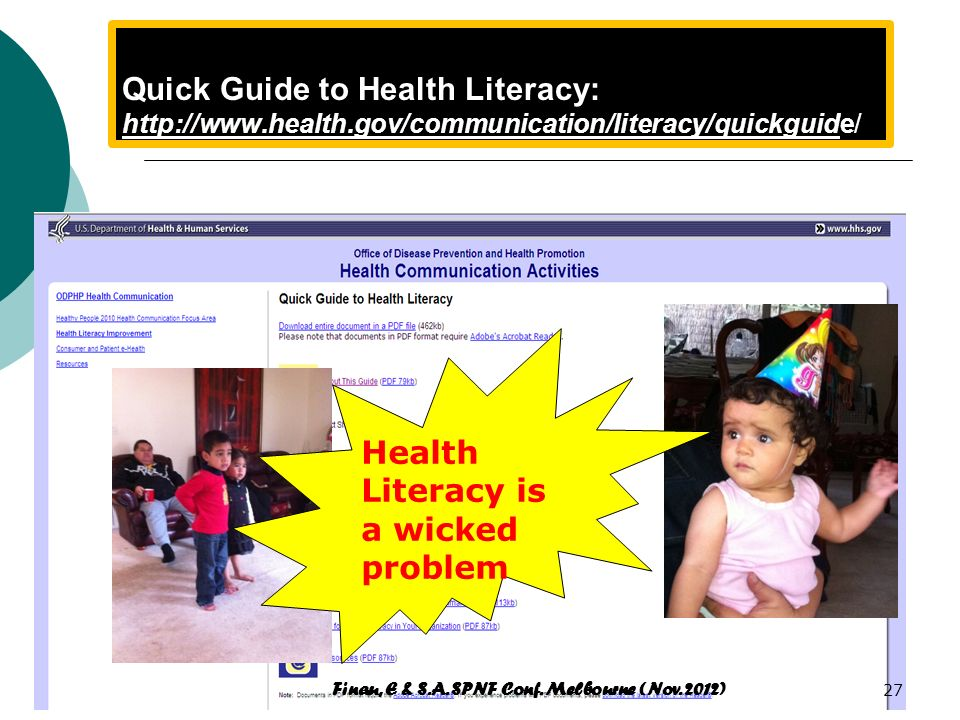 10 Top For Health Consumers: 10 Top Useful Websites particularly useful websites in alphabetical: Cancer.gov Centers for Disease Control and Preventio