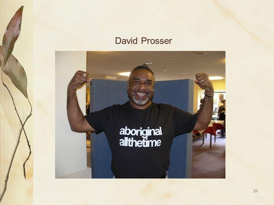 20 David Prosser
