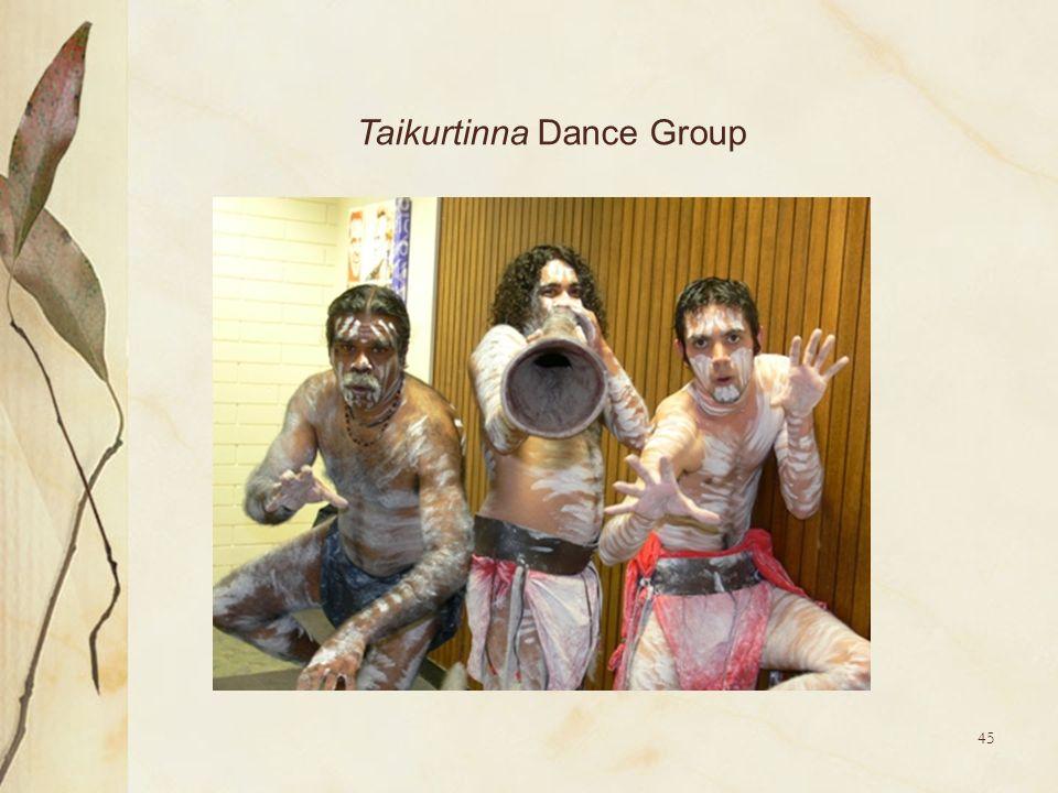 45 Taikurtinna Dance Group