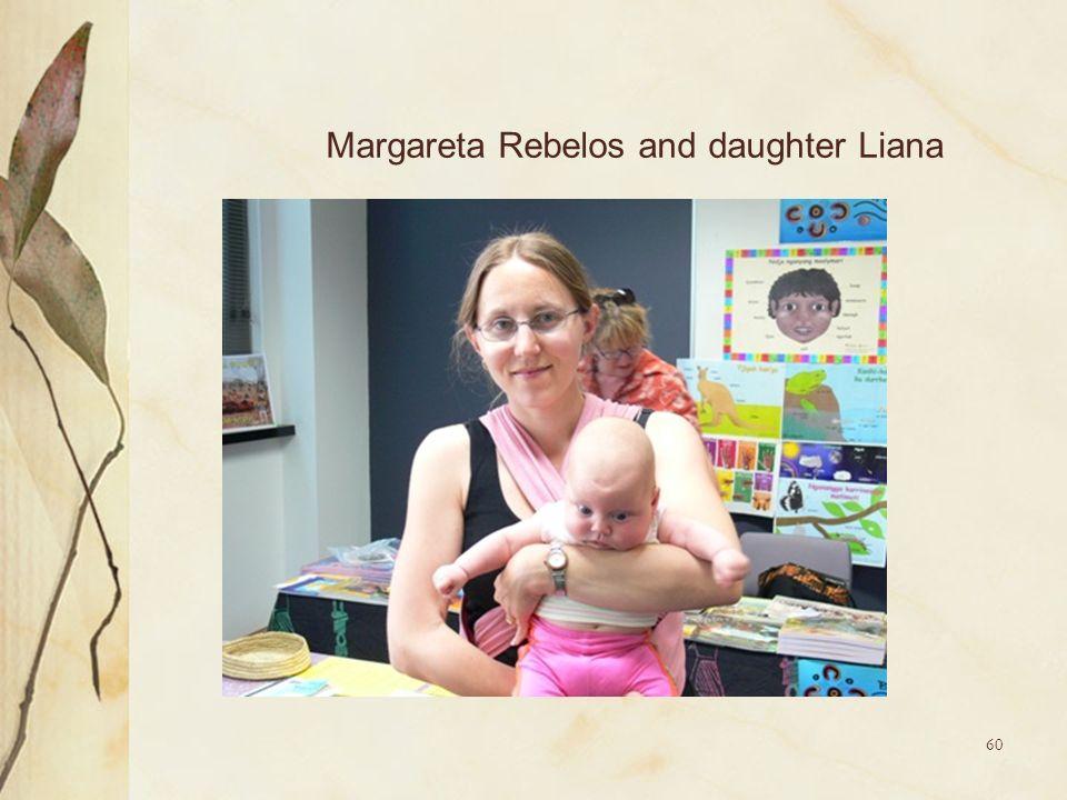 60 Margareta Rebelos and daughter Liana