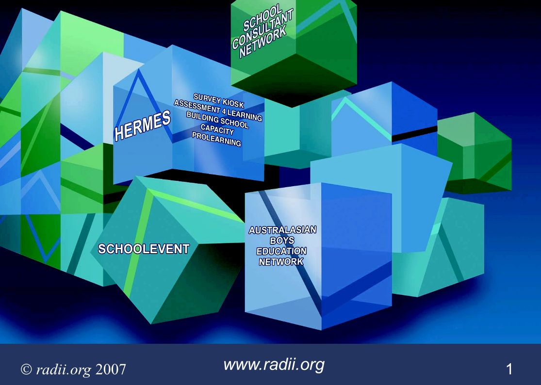 www.radii.org radii.org 2007 1