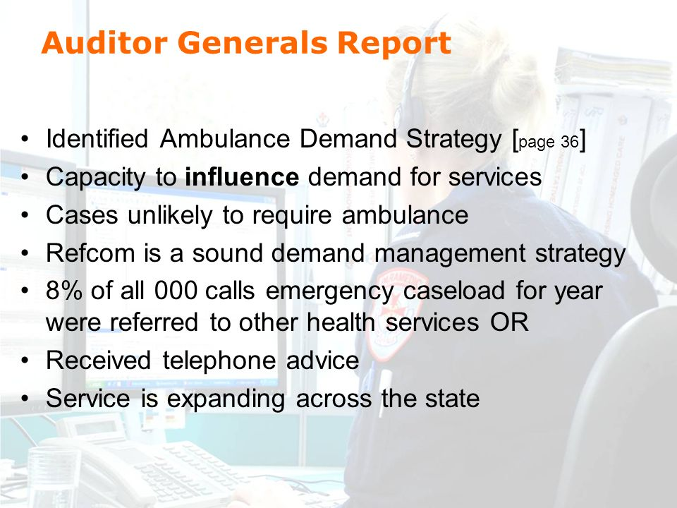 Referral Service Stakeholders All metropolitan Health Networks CAT, Spectrum, MACNI, individual Psychiatrists/psychologists Chief Psychiatrist, Chief Medical Officer and Coroner Royal Childrens Hospital & ACE Nursing & Locum Services Aged Care: ACC, leading Aged Services, VCAT [patient dementia] Federal, State agencies & regulatory authorities Divisions of GP, individual General Practitioners, AMA Shopping Centres, Schools and Universities, airports Palliative Care Victoria Justice system: Victoria Police,Thomas Embling, Bail Services Drug and Alcohol Services (Direct Line/health link) Community Care, Catholic Homes, child protection