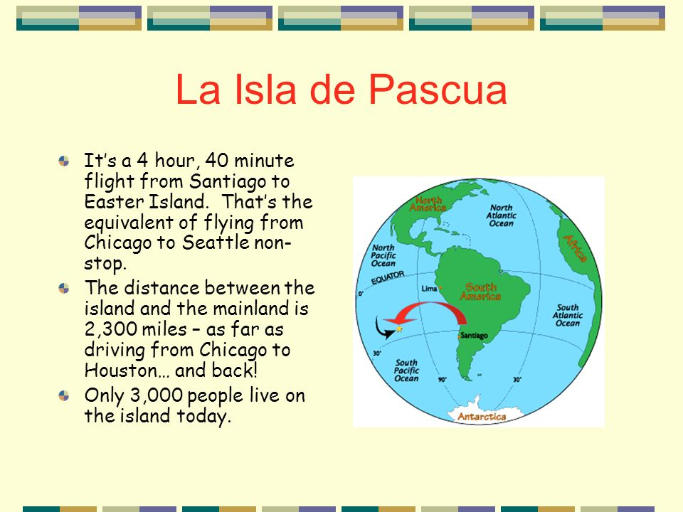 What is La Isla de Pascua and why is it mysterious?