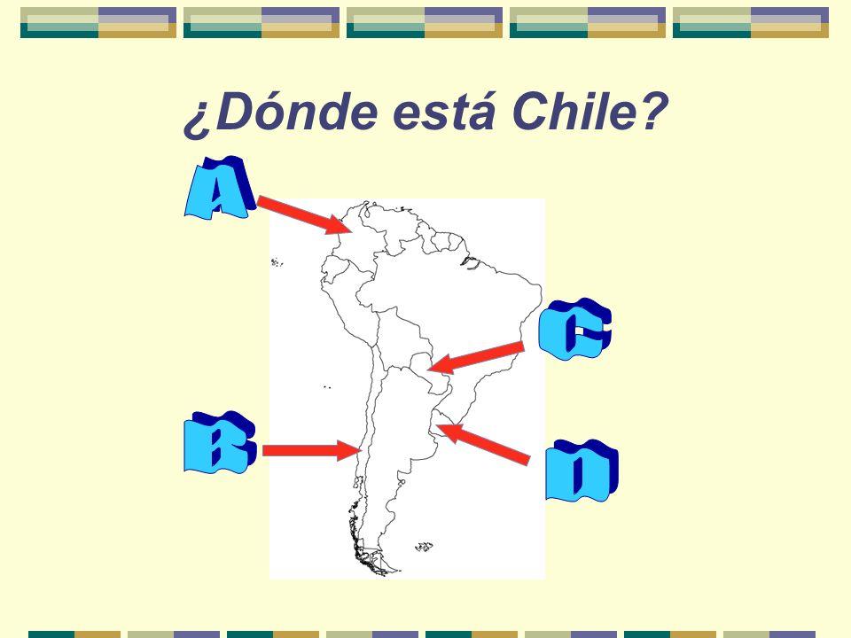 ¿Cuánto sabes de… CHILE