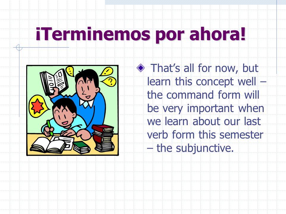Sé, esté, dé, sepa, vaya These five verbs are very irregular for a good reason: Ser > yo soy Estar > yo estoy Dar > yo doy Saber > yo sé Ir > yo voy T