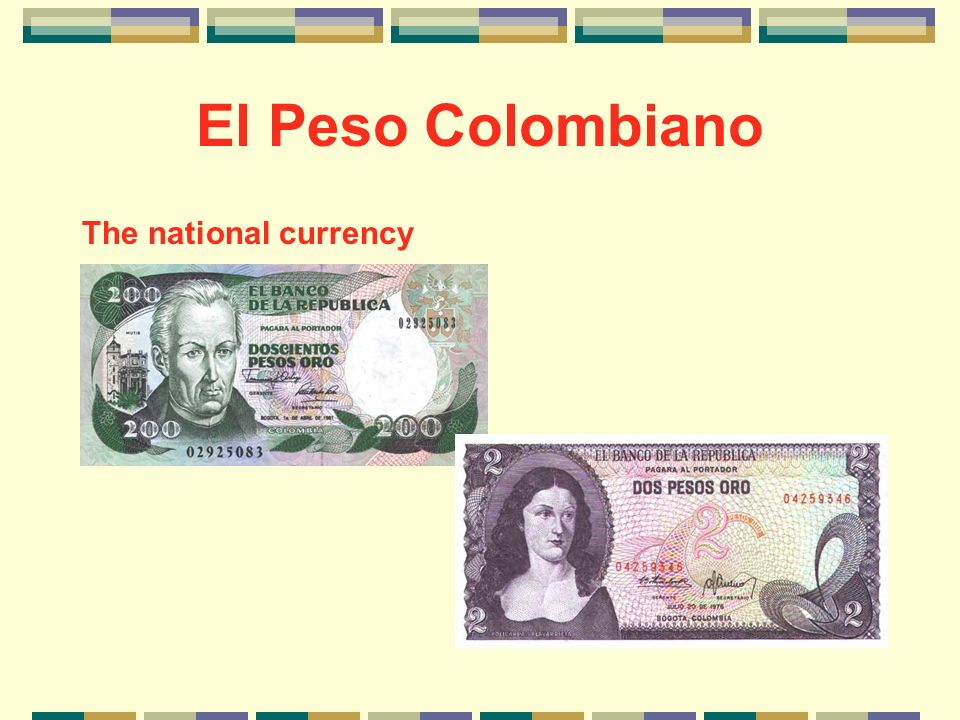 What is the unit of currency?