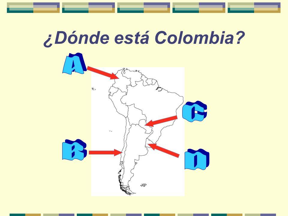 ¿Cuánto sabes de…? Colombia