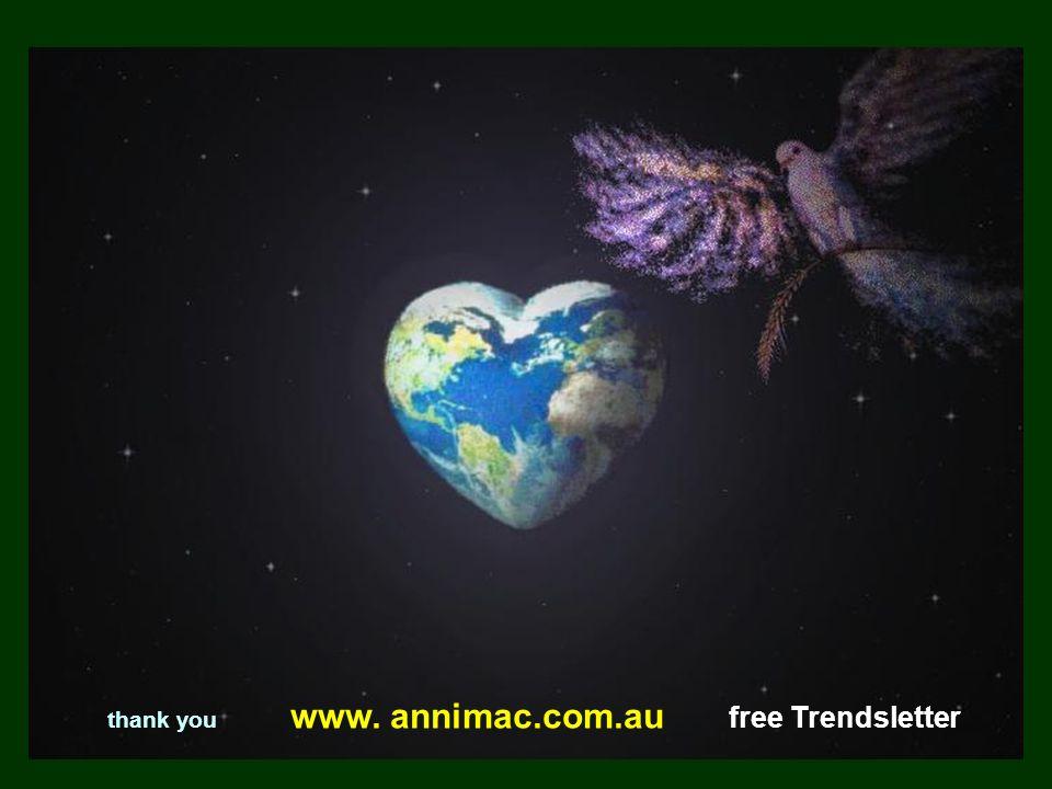 thank you www. annimac.com.au free Trendsletter