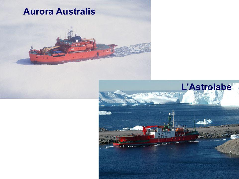 Aurora Australis LAstrolabe