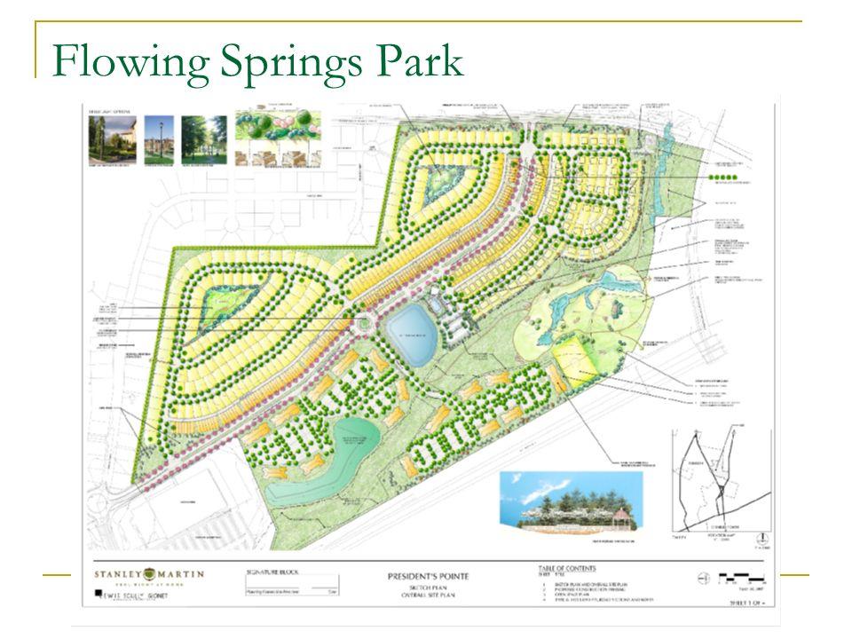 Flowing Springs Park