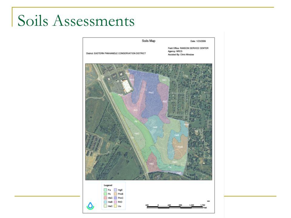 Soils Assessments