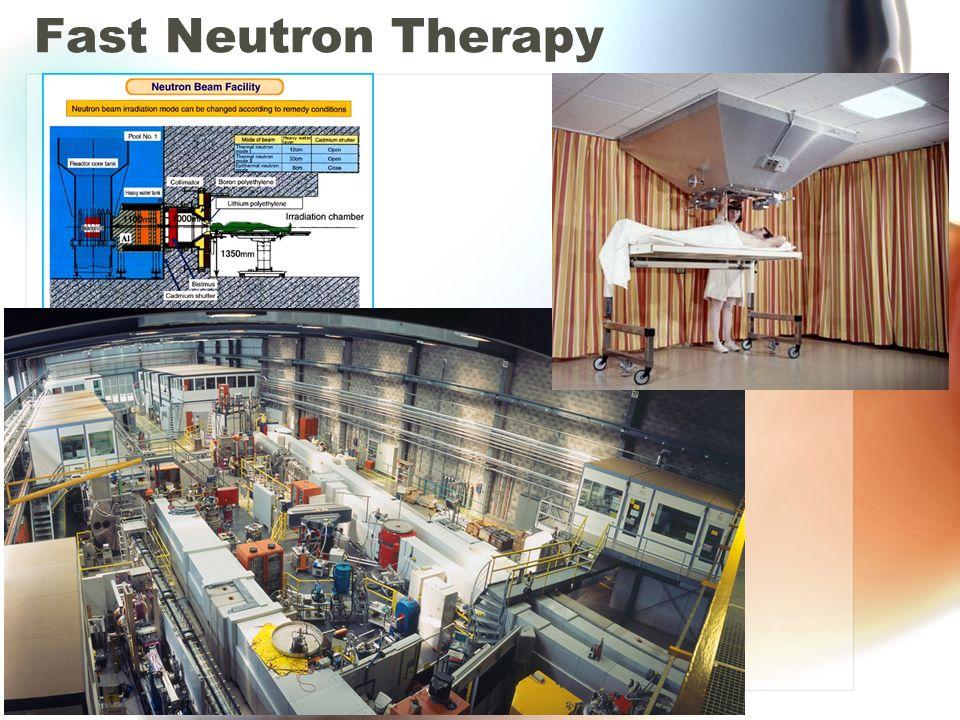Fast Neutron Therapy