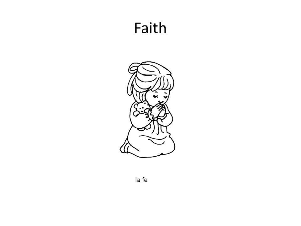 Faith la fe