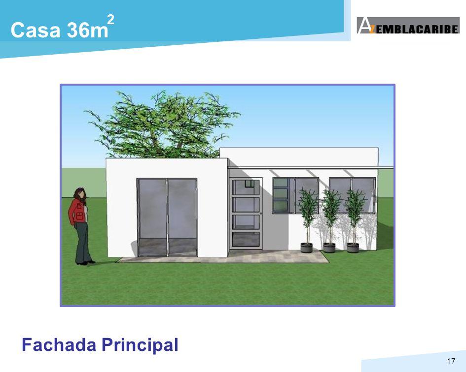 17 Casa 36m 2 Fachada Principal