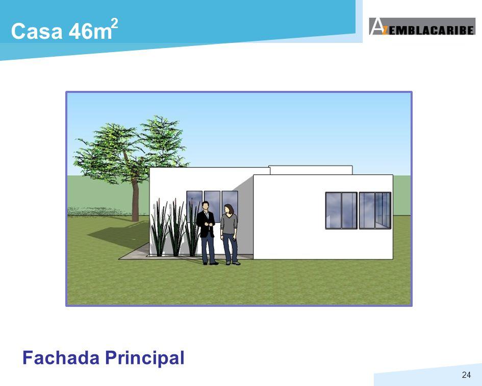 24 Casa 46m 2 Fachada Principal