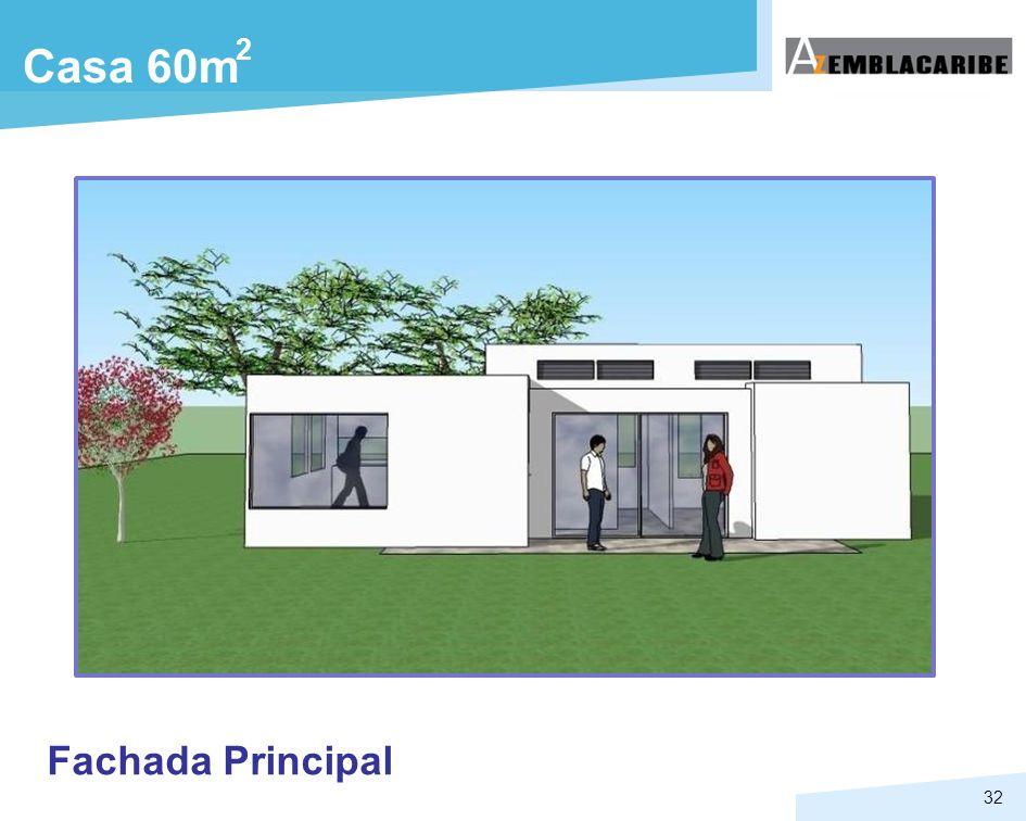 32 Casa 60m 2 Fachada Principal