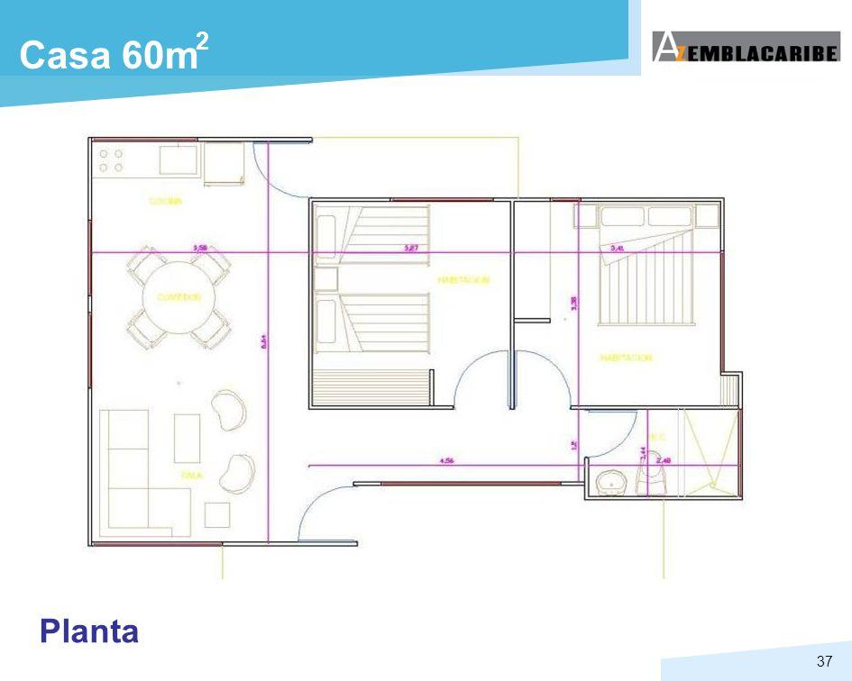 37 Casa 60m 2 Planta