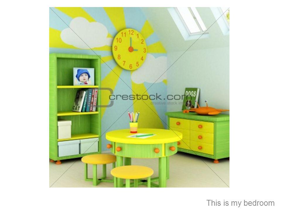 Esta es mi cuarto