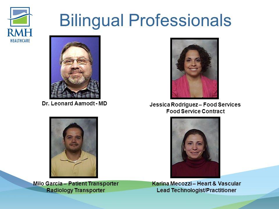 Bilingual Professionals Dr.