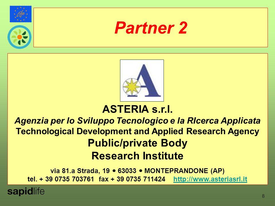 ASTERIA s.r.l.