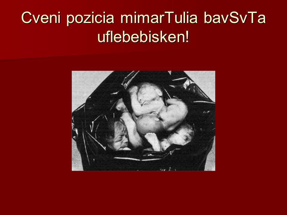 Cveni pozicia mimarTulia bavSvTa uflebebisken!