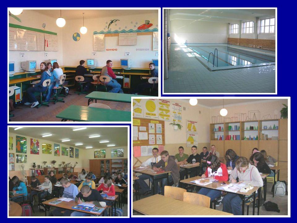 Gimnazjum Number 1 in Zawiercie In our library