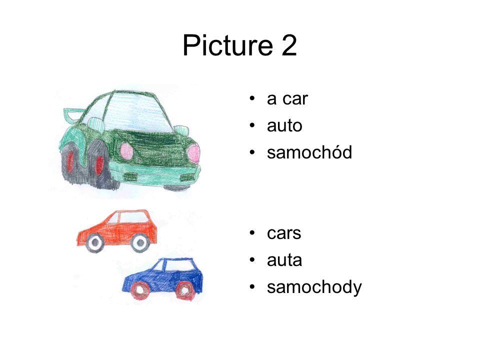 Picture 2 a car auto samochód cars auta samochody
