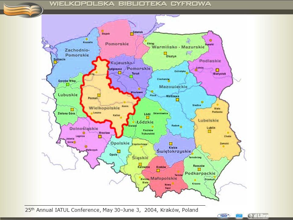 25 th Annual IATUL Conference, May 30–June 3, 2004, Kraków, Poland