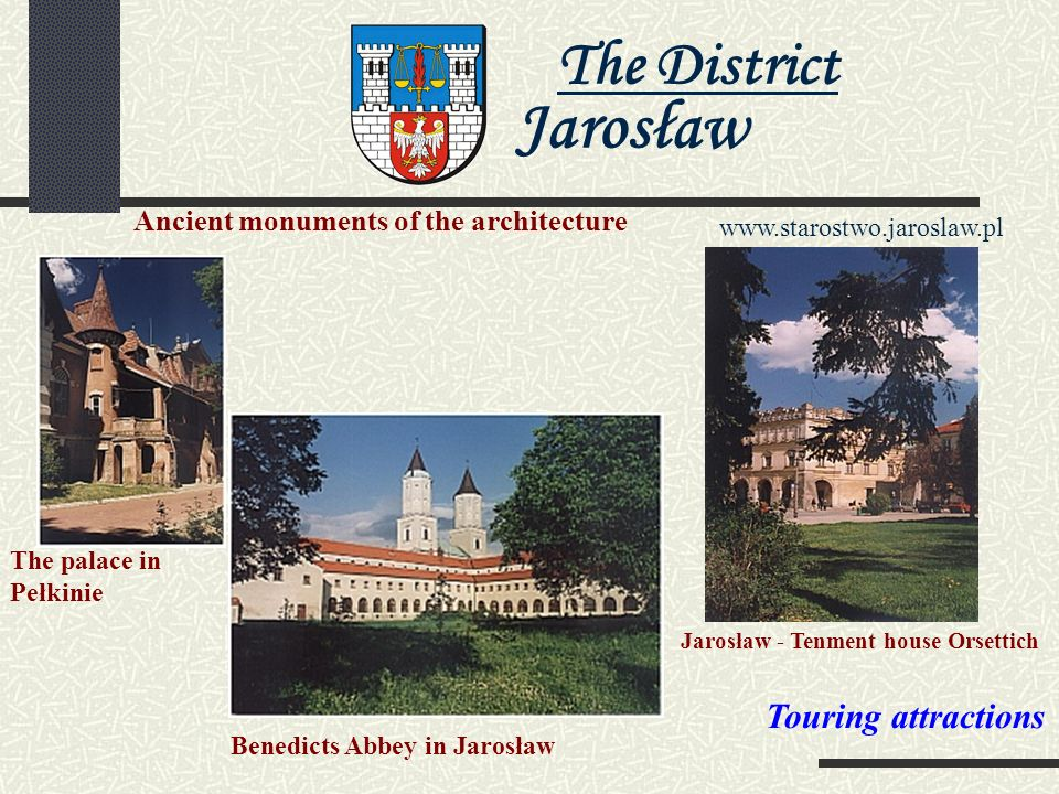 The District Jarosław www.starostwo.jaroslaw.pl New investors in SEZ Owens - Prairie State Poland, The Glass-Works Jarosław is under of the constructi