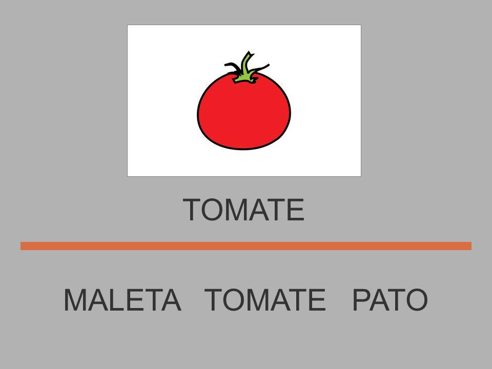 TOMATEPELOTA TOMATE