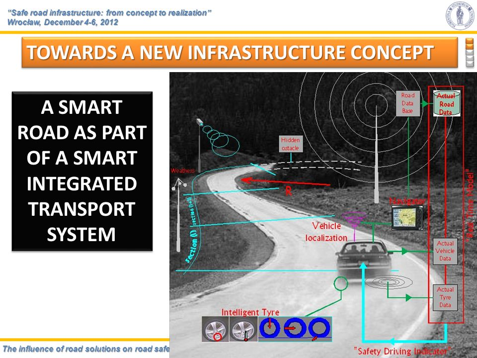 The influence of road solutions on road safety: new tools to design safer roads Francesca La Torre – UNIFI Safe road infrastructure: from concept to r
