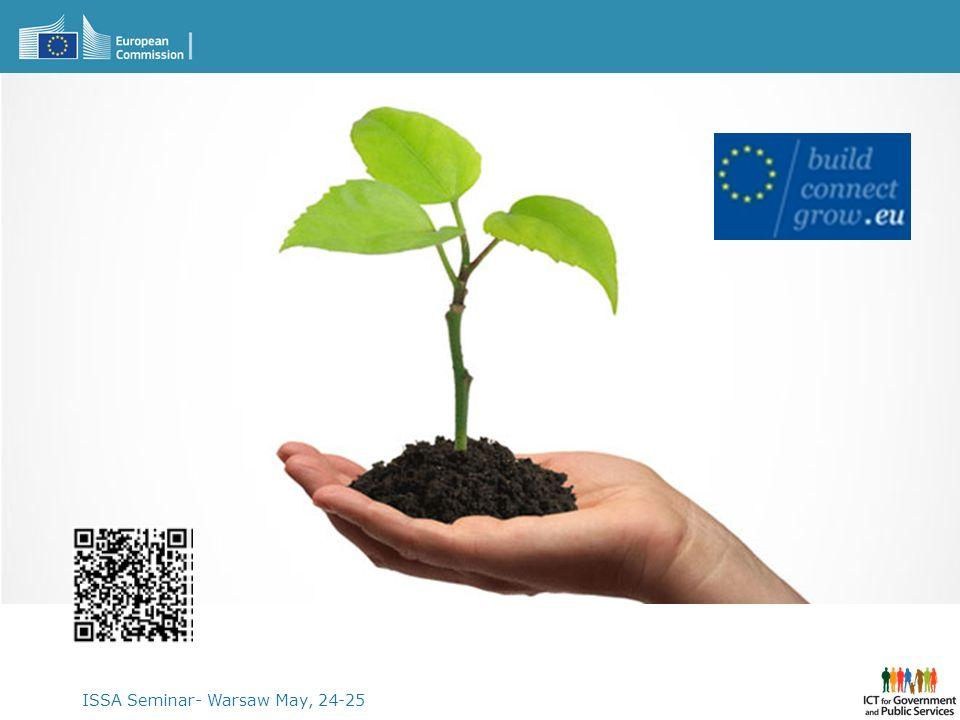 ISSA Seminar- Warsaw May, 24-25